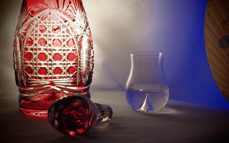 Crystal Sake